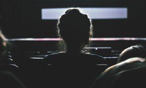personne au cinéma