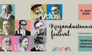 Kirjandustänava festival Pierre Bayard