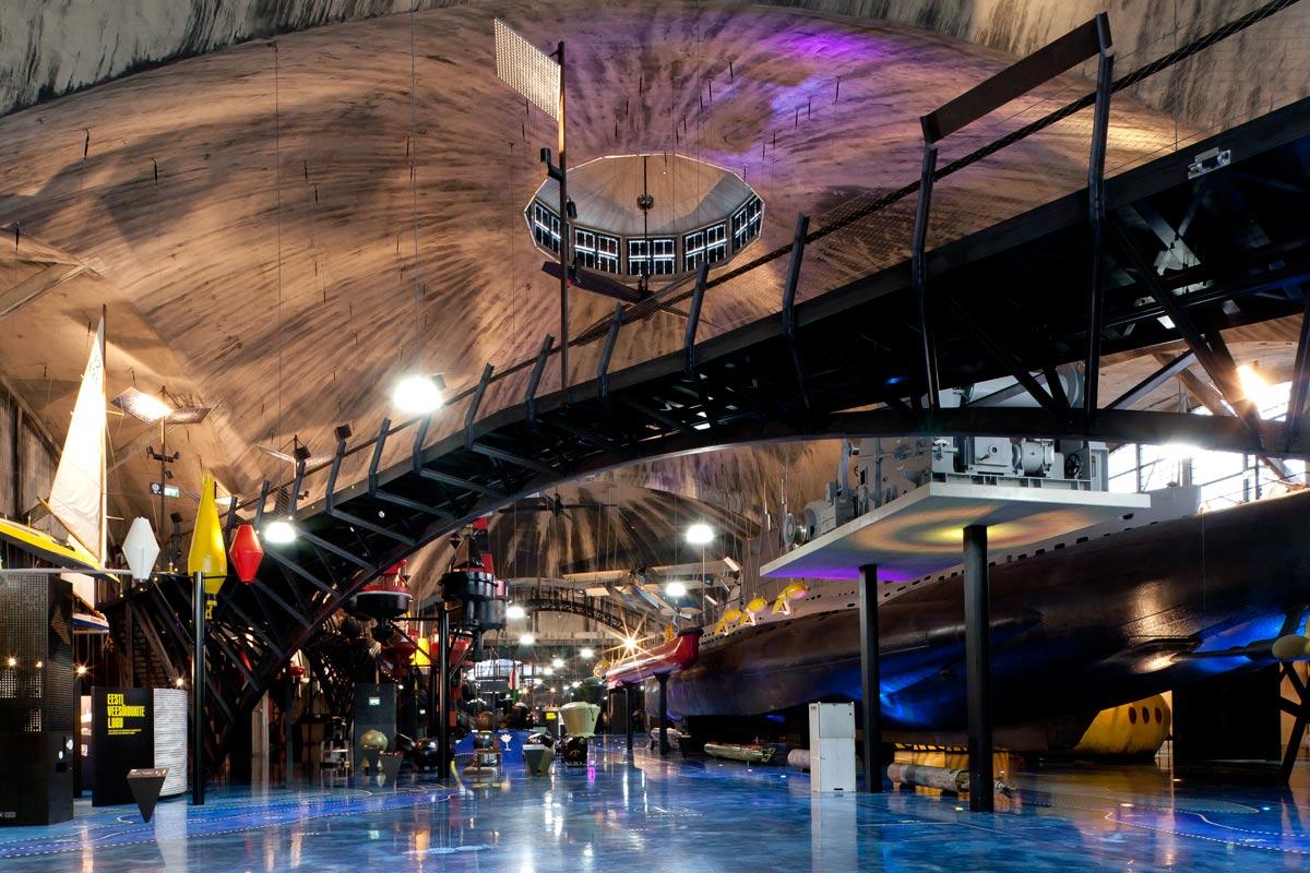 Journées du patrimoine Musée maritime estonien