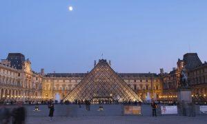 Une nuit au Louvre. Léonard de Vinci