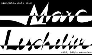 Artishok Biennale Marc Leschelier