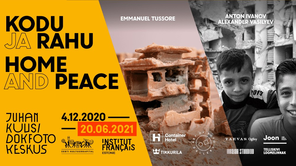 Home and peace_Emmanuel Tussore