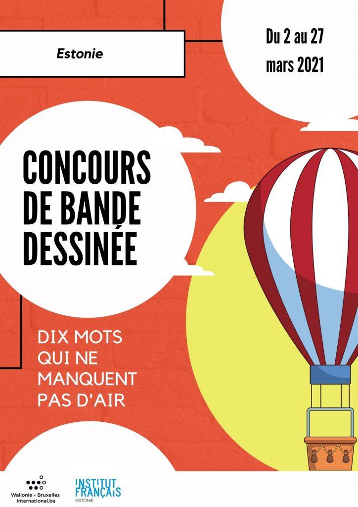 Concours BD
