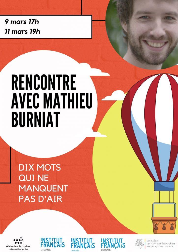 Rencontre avec Mathieu Burniat