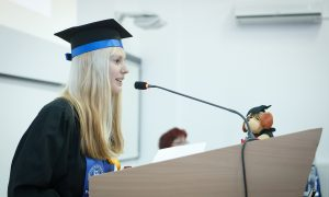 Graduation, student, Estonian, Studies in France, Scholarship