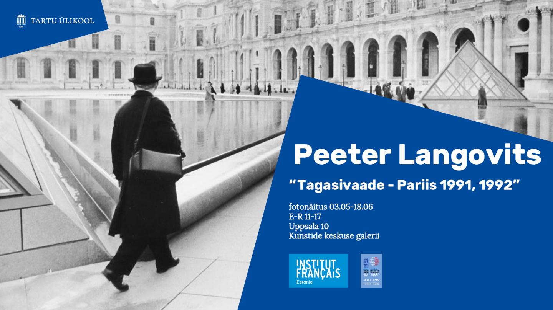 Peeter Langovits Pariis