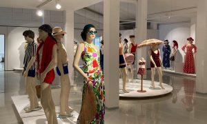 mode balnéaire au Musée de Pärnu