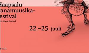 Haapsalu vanamuusikafestival 2021 prantsuse artistid