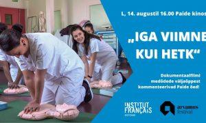 Institut français Arvamusfestival De chaque instant