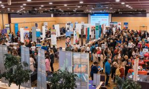 Baltic Council Fair, Days of International Ecucation, Student mobility, France, Estonia, Lithuania, Latvia, Study abroad
