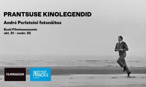 André Perlstein_Prantsuse kinolegendid_Eesti Filmimuuseum